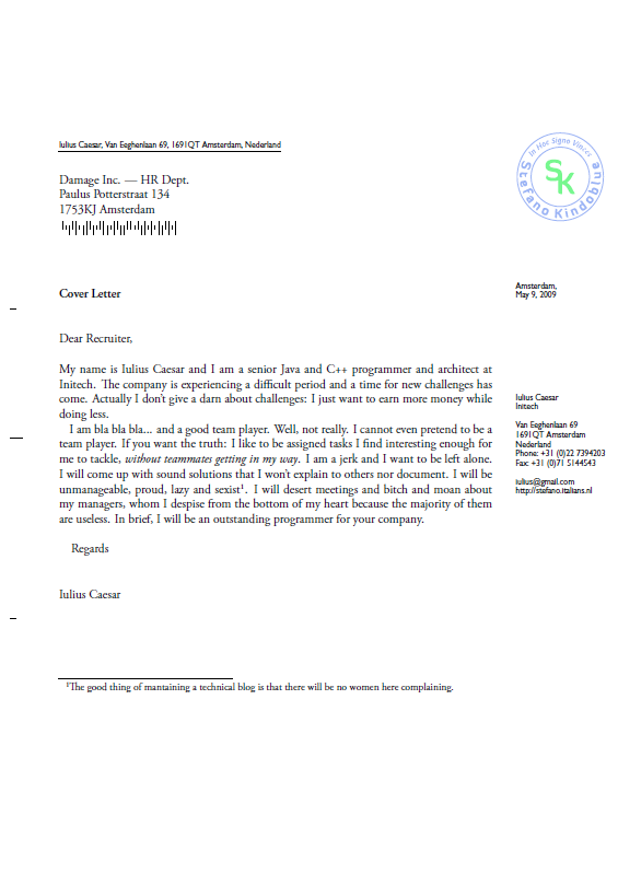 letter template with cc  Business Letter Format Xc | Sample Business Letter - letter template with cc