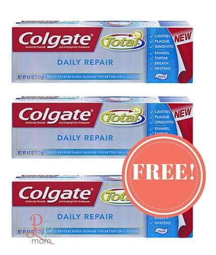 colgate toothpaste template 10  FREE Colgate Toothpaste At CVS - colgate toothpaste template 10