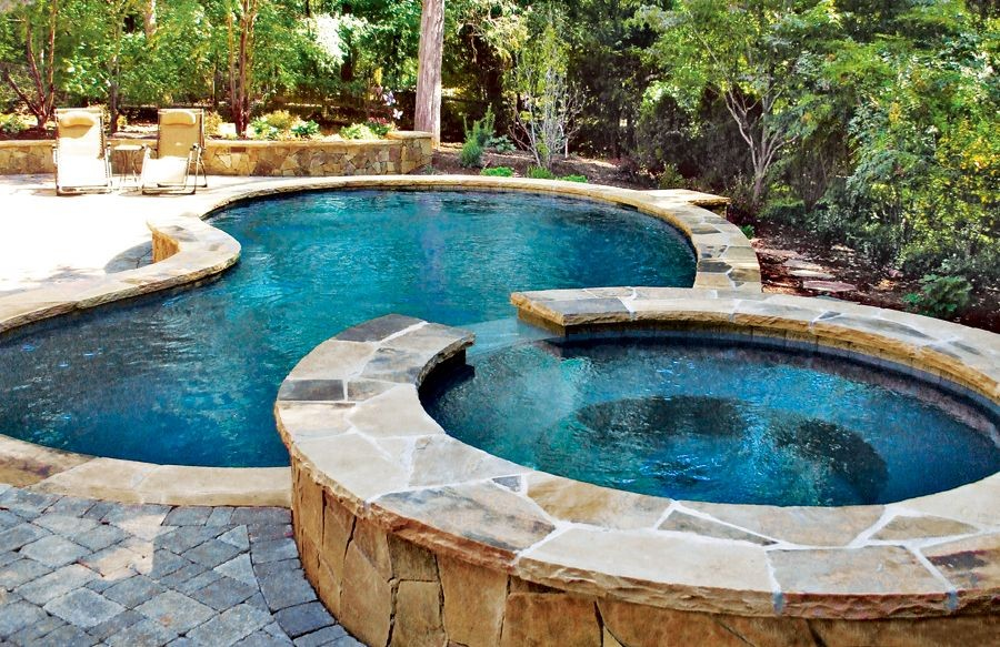 free form pool ideas  Free Form Pool Ideas in 2019 | Small backyard pools ..