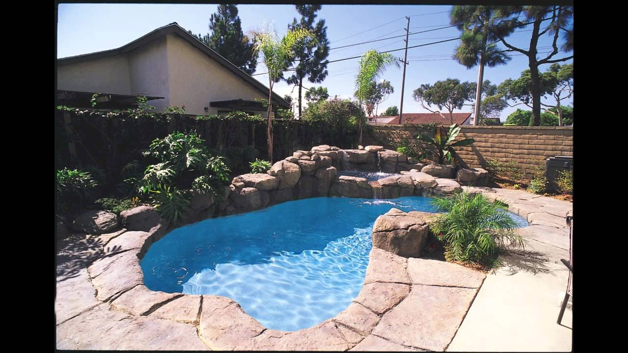 free form pool ideas  Freeform swimming pool designs - YouTube - free form pool ideas