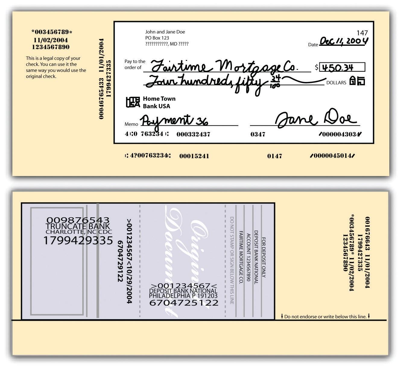 bank of america bank check endorsement  Legal Aspects of Banking - bank of america bank check endorsement