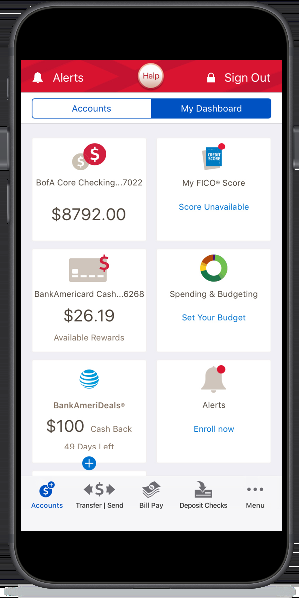 bank of america zelle limit  Mobile and Online Banking Benefits & Features from Bank of ..