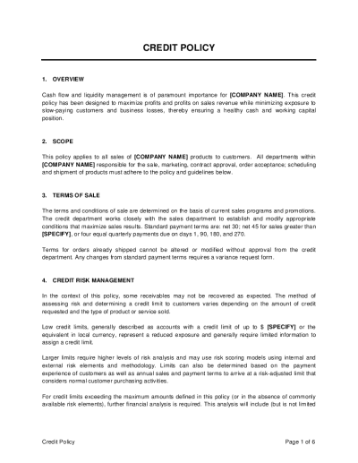 letter format for cc limit renewal  Notice of Credit Limit Increase Template – Word & PDF | By ..