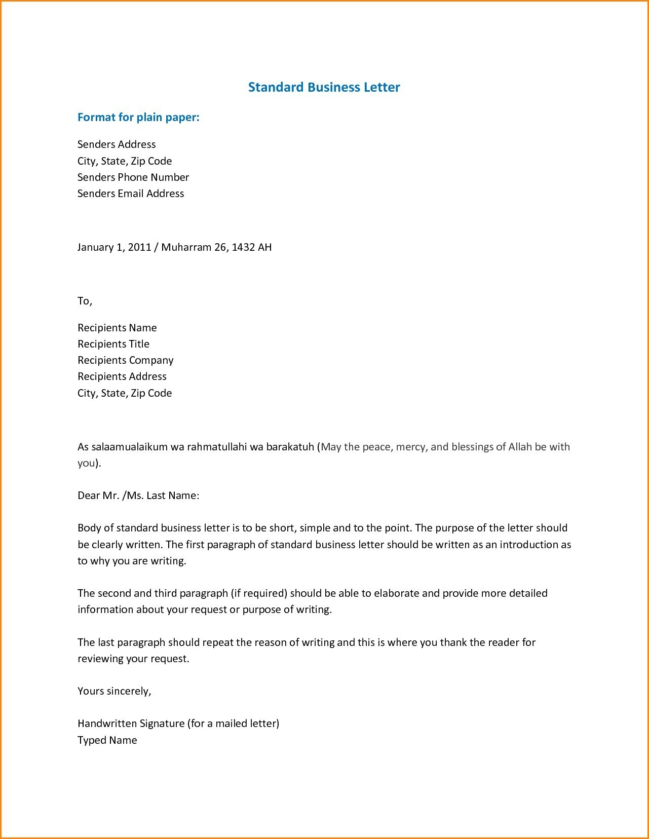 letter format cc via email  Sample Letters With Cc | scrumps - letter format cc via email