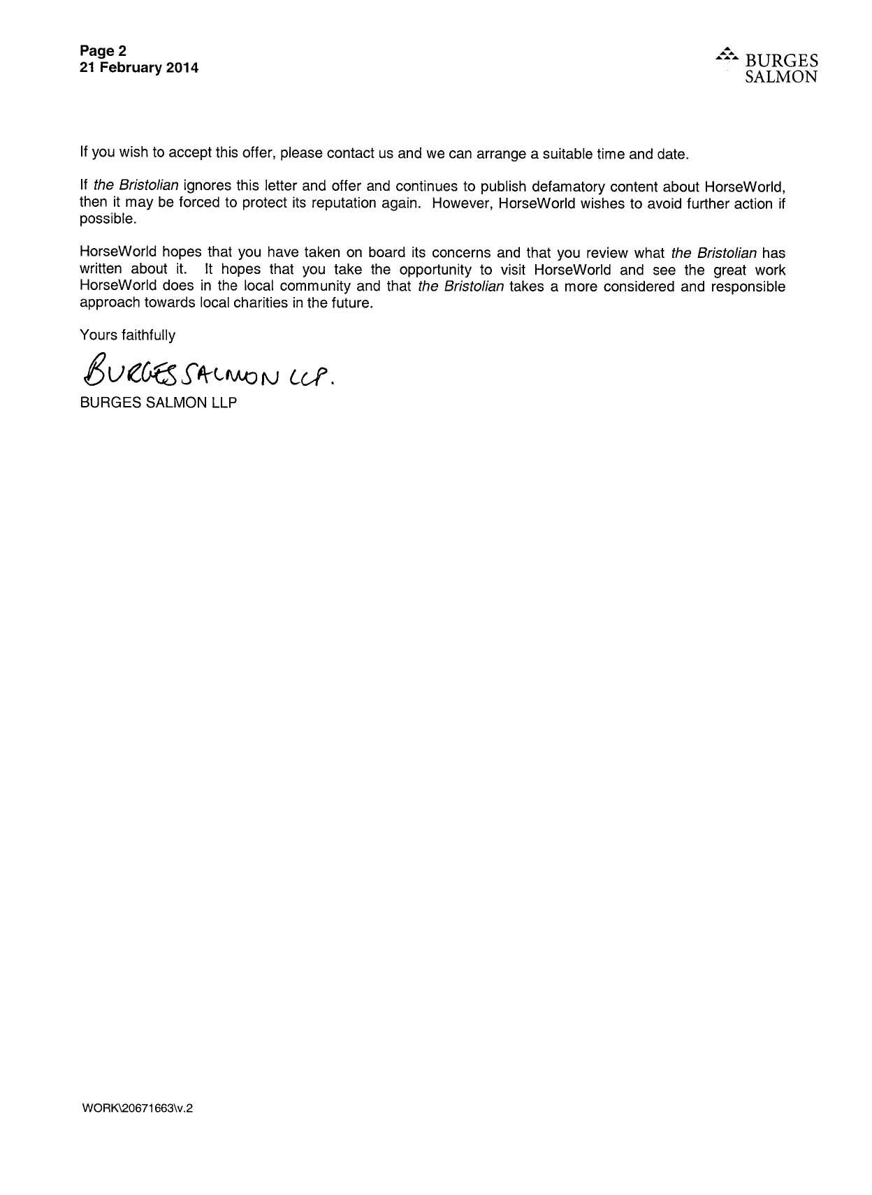 resignation letter template ireland  The Chugger   The BRISTOLIAN - resignation letter template ireland