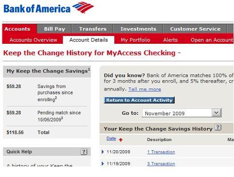 bank of america bank account  Untitled — Bank Of America Account - bank of america bank account