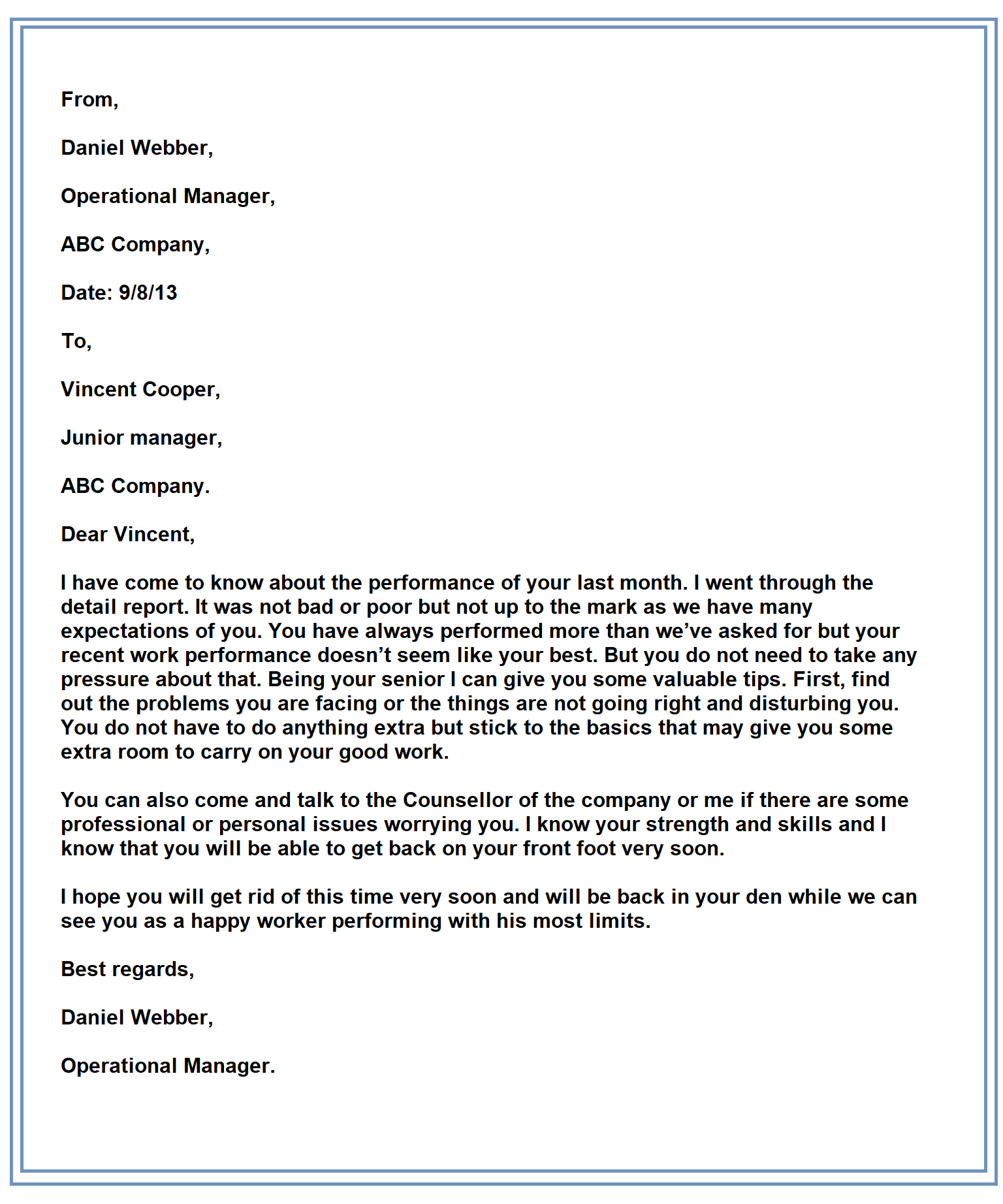 motivation letter to retain an employee  3+ Free Sample Motivation letter for Employee Templates ..