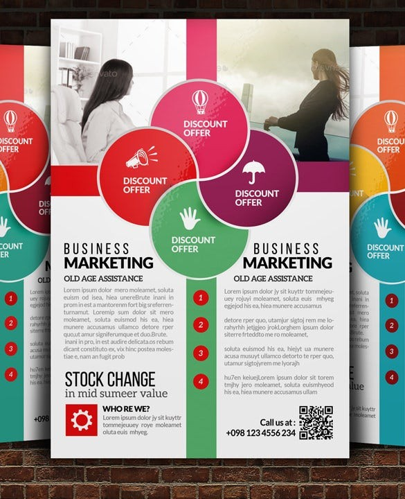 training flyer templates free download  52+ Business Flyer Templates - PSD, AI, InDesign   Free ..
