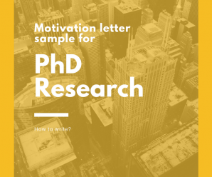 motivation letter sample for university phd  Motivational letter – Motivational letter – Letter of ..