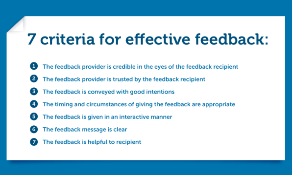 feedback request template from colleagues  The Art And Science Of Giving And Receiving Criticism A ..