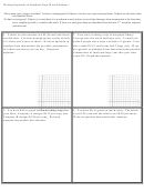 standard form word problems worksheet  Writing Equations In Standard Form Word Problems Worksheet ..