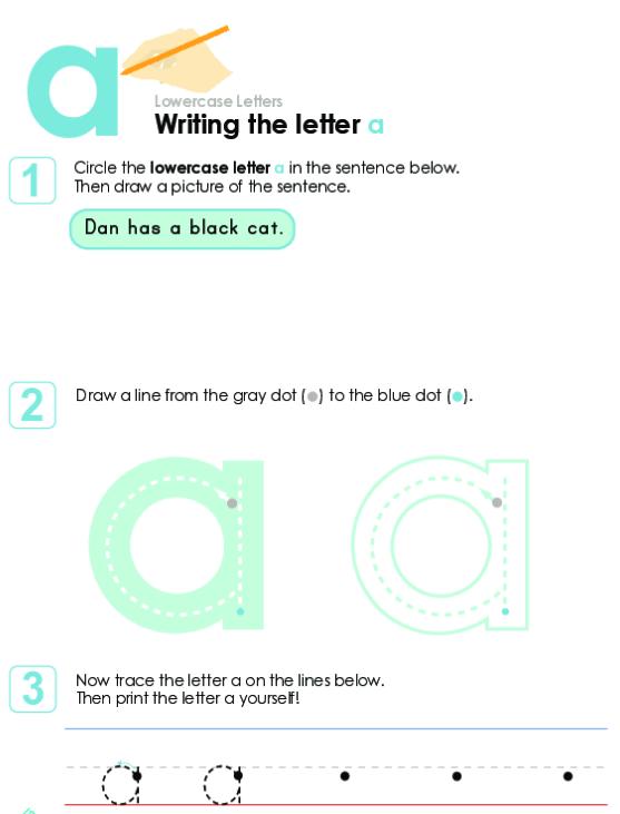 letter c lesson plans for preschool  All About the Letter A! | Lesson Plan | Education.com ..