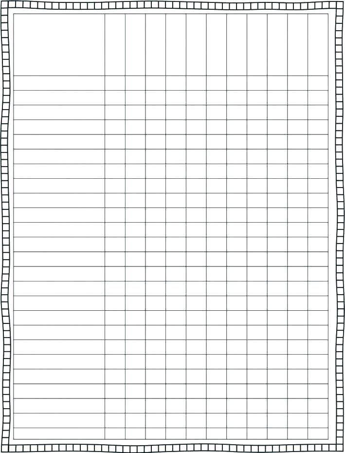 task list checklist template  blank checklist template pdf editable checklist template ..