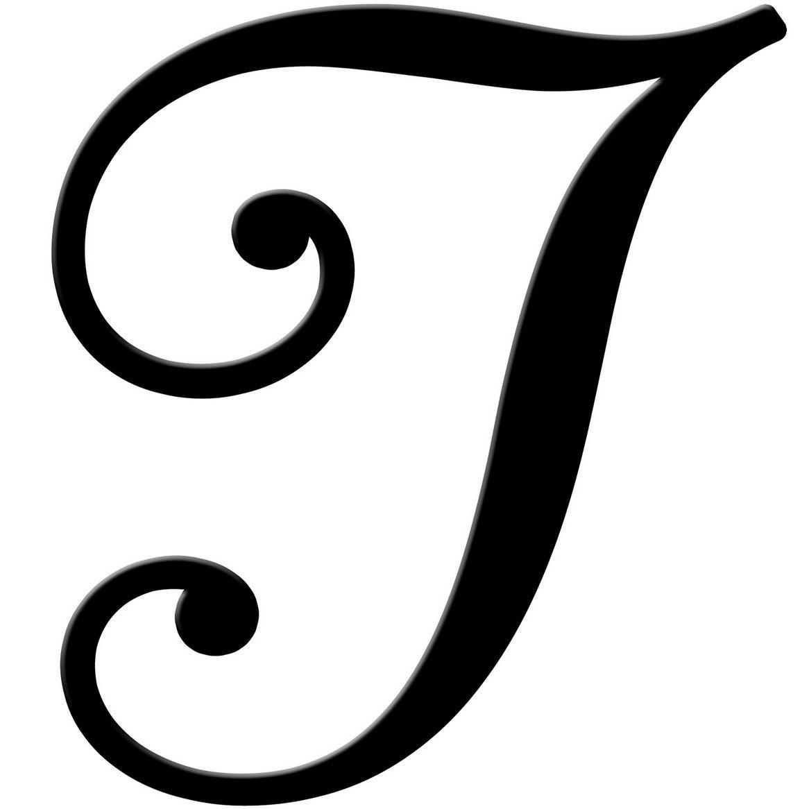 fancy letter t template  Fancy Letter T   levelings - fancy letter t template