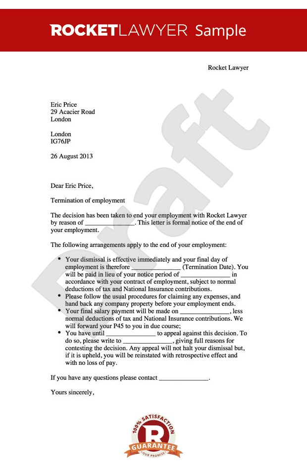 redundancy letter template uk  Redundancy Letter Template Uk – printable receipt template - redundancy letter template uk