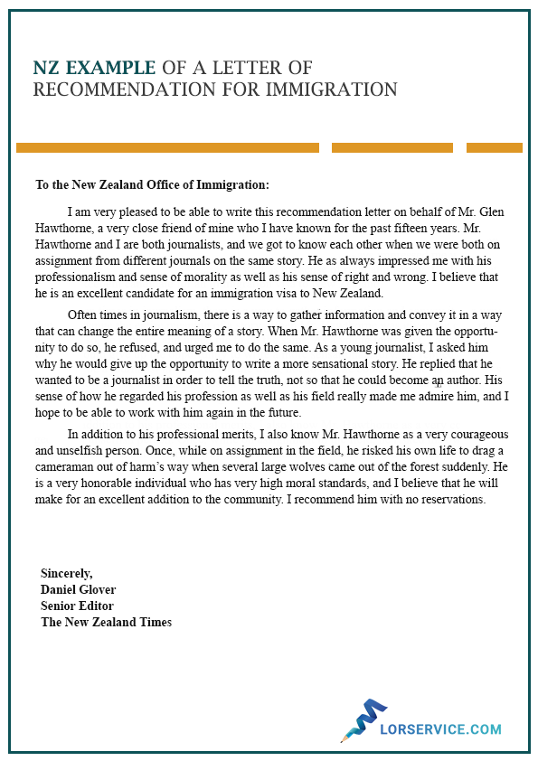 reference letter template nz  What is the reference letter sample for New Zealand ..