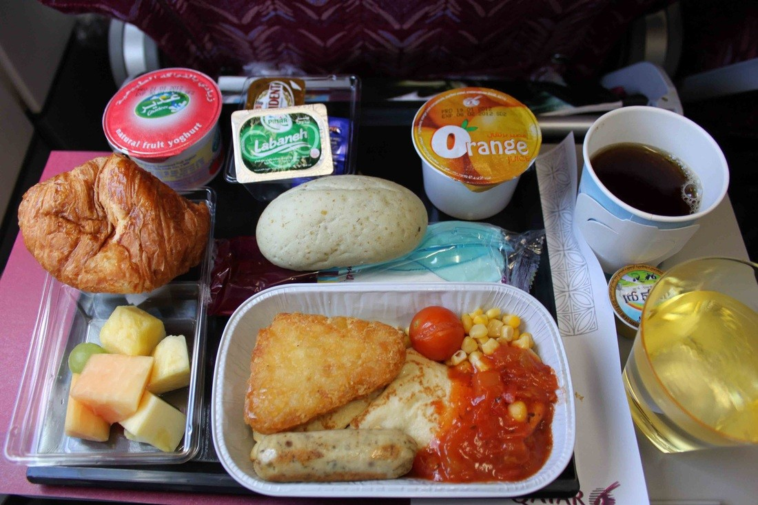 meal plan qatar  Why Qatar Airways is my new favorite airline | Ayesh ..