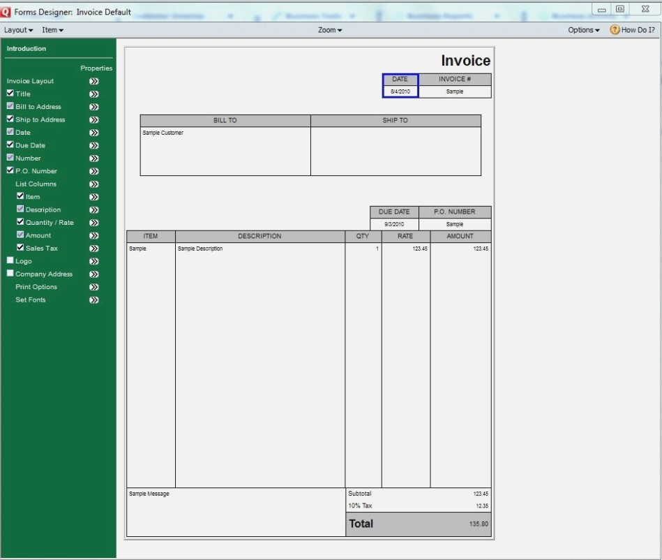 invoice template quicken  14 Things To Expect When   Realty Executives Mi : Invoice ..