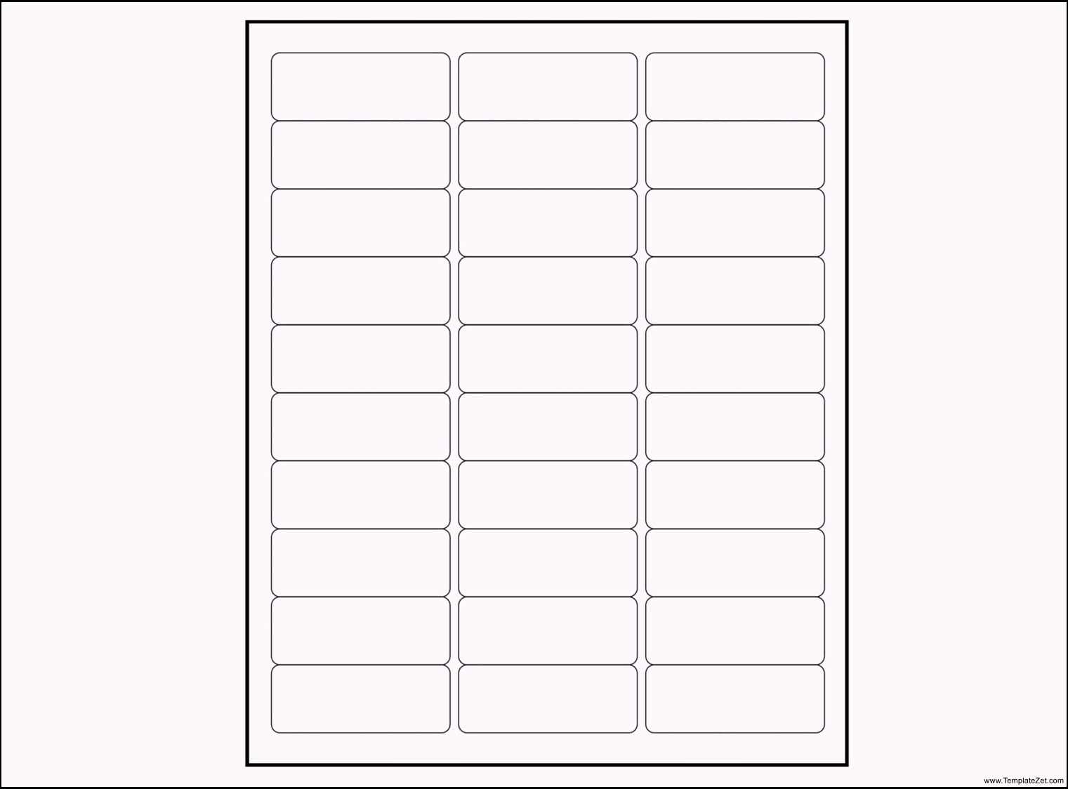 create a label template in google  Address Label Template Google Docs | printable label templates - create a label template in google