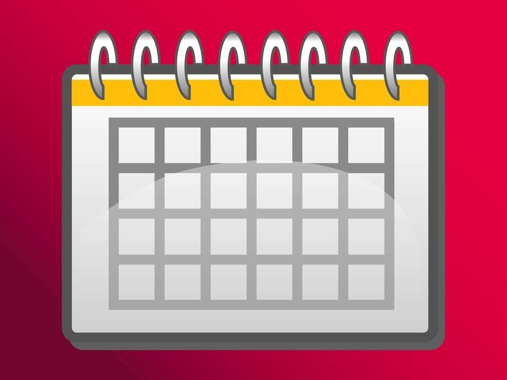 calendar template cartoon  Calendar Template Vector Art & Graphics   freevector