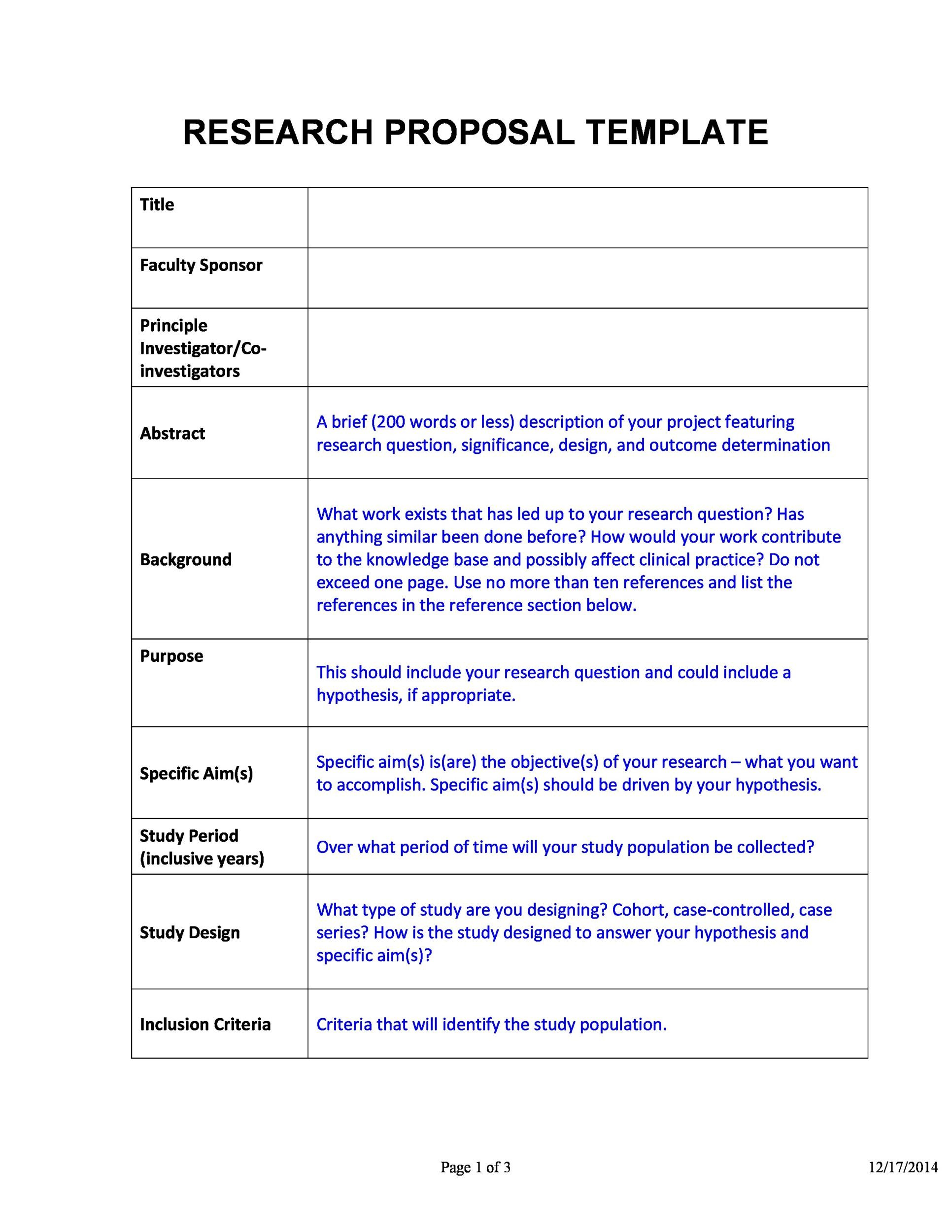 research design plan template  Choose from 40 Research Proposal Templates & Examples. 100 ..