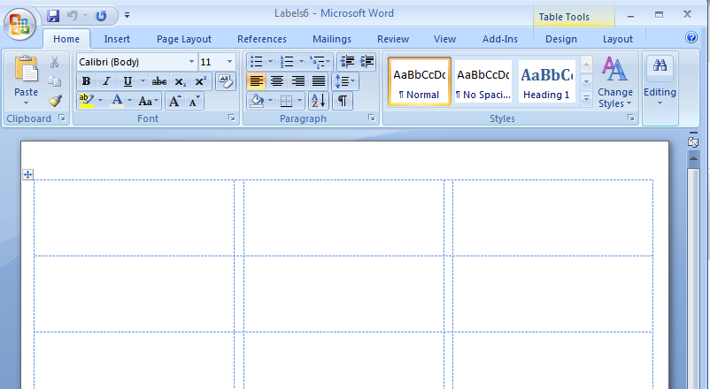 label template wordpad  How to Create Mailing Labels in Word - label template wordpad