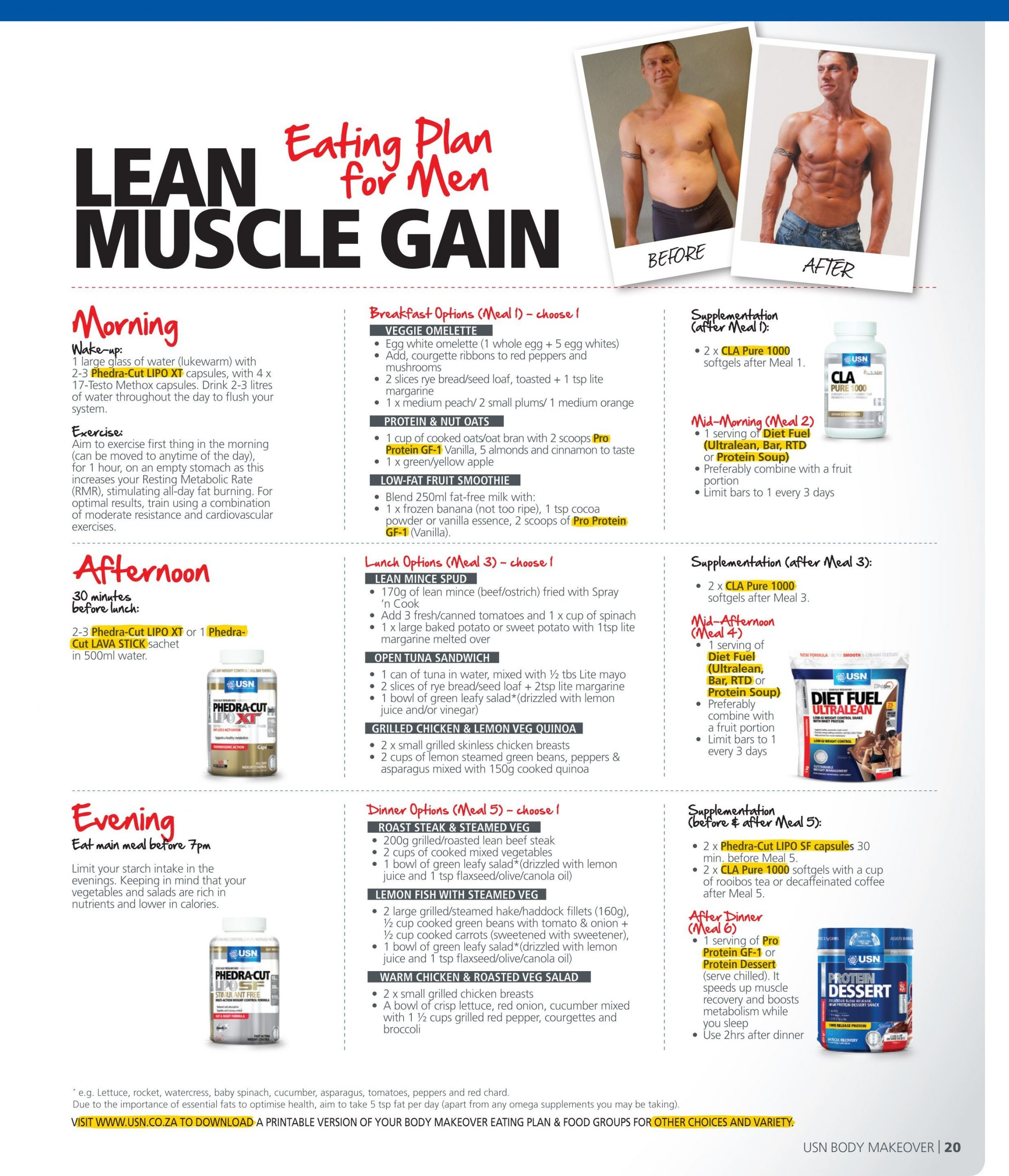 diet plan lean body  sample diet plan for lean muscle gain | salegoods ..