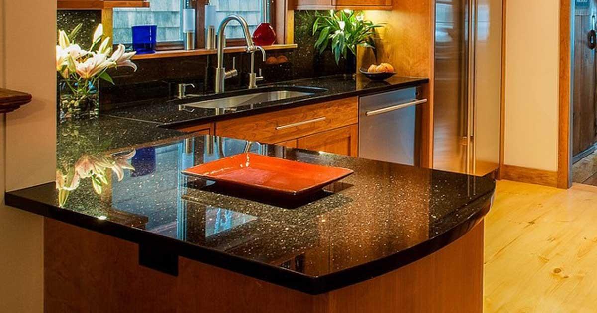 countertop colors and names  10 Delightful Granite Countertop Colors With Names And ..