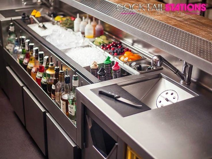countertop bar setup  32 best bar setup images on Pinterest | Bar station ..