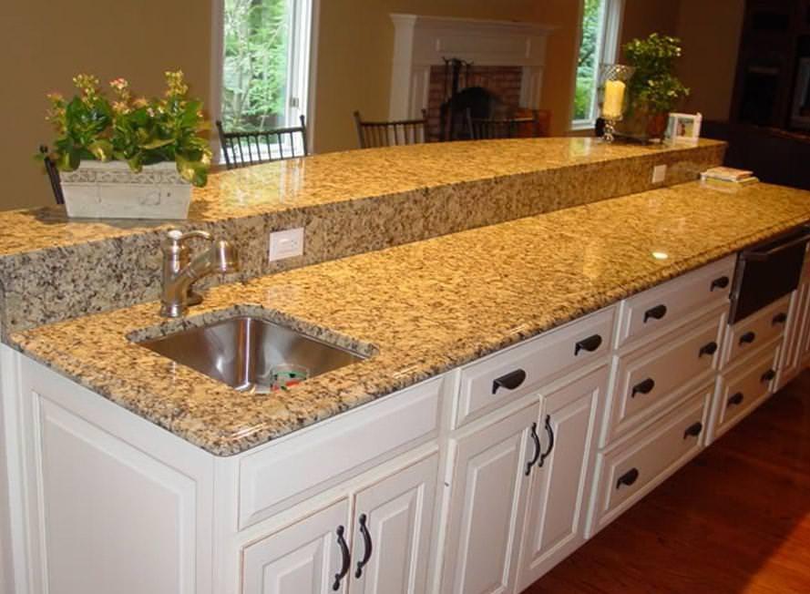 granite colors santa cecilia  Beautiful Santa Cecilia Granite — OZ Visuals Design - granite colors santa cecilia
