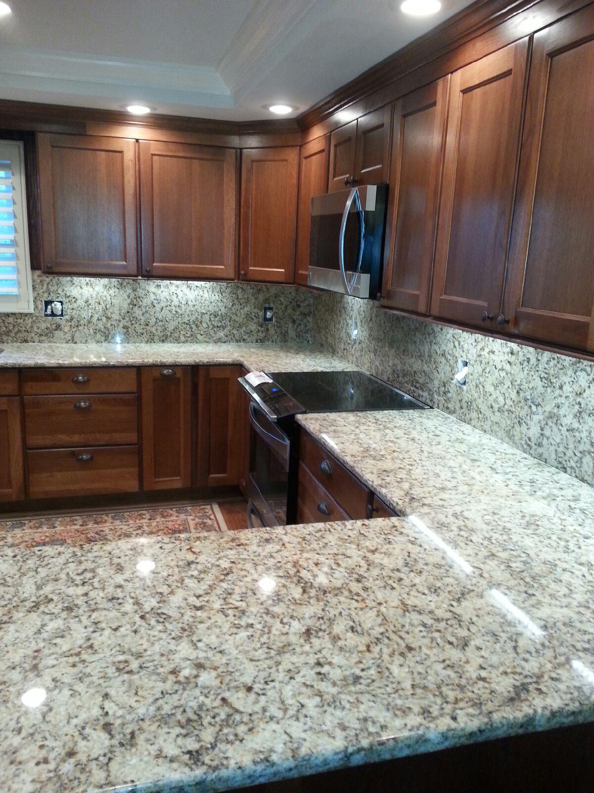 granite top colors  Interior Design Q&A: Choosing the Right Color for Granite ..