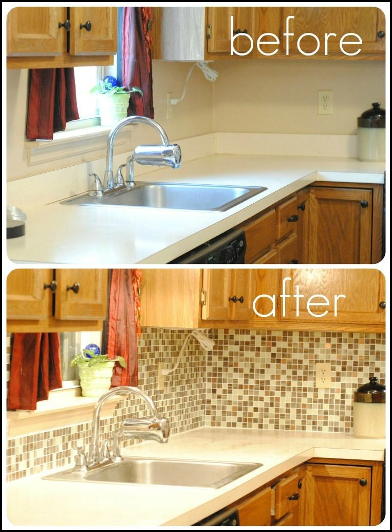 replace countertop keep backsplash  Remove laminate counter backsplash and replace with tile ..