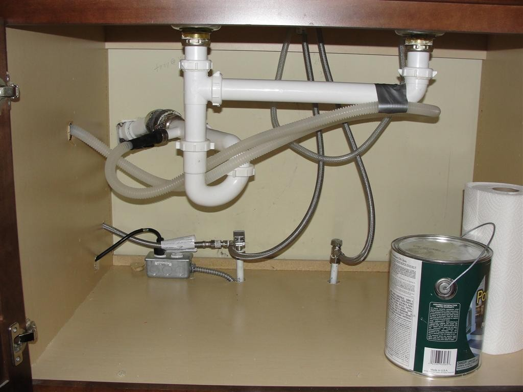 how does a countertop dishwasher drain  The Most Common Dishwasher Installation Defect - how does a countertop dishwasher drain