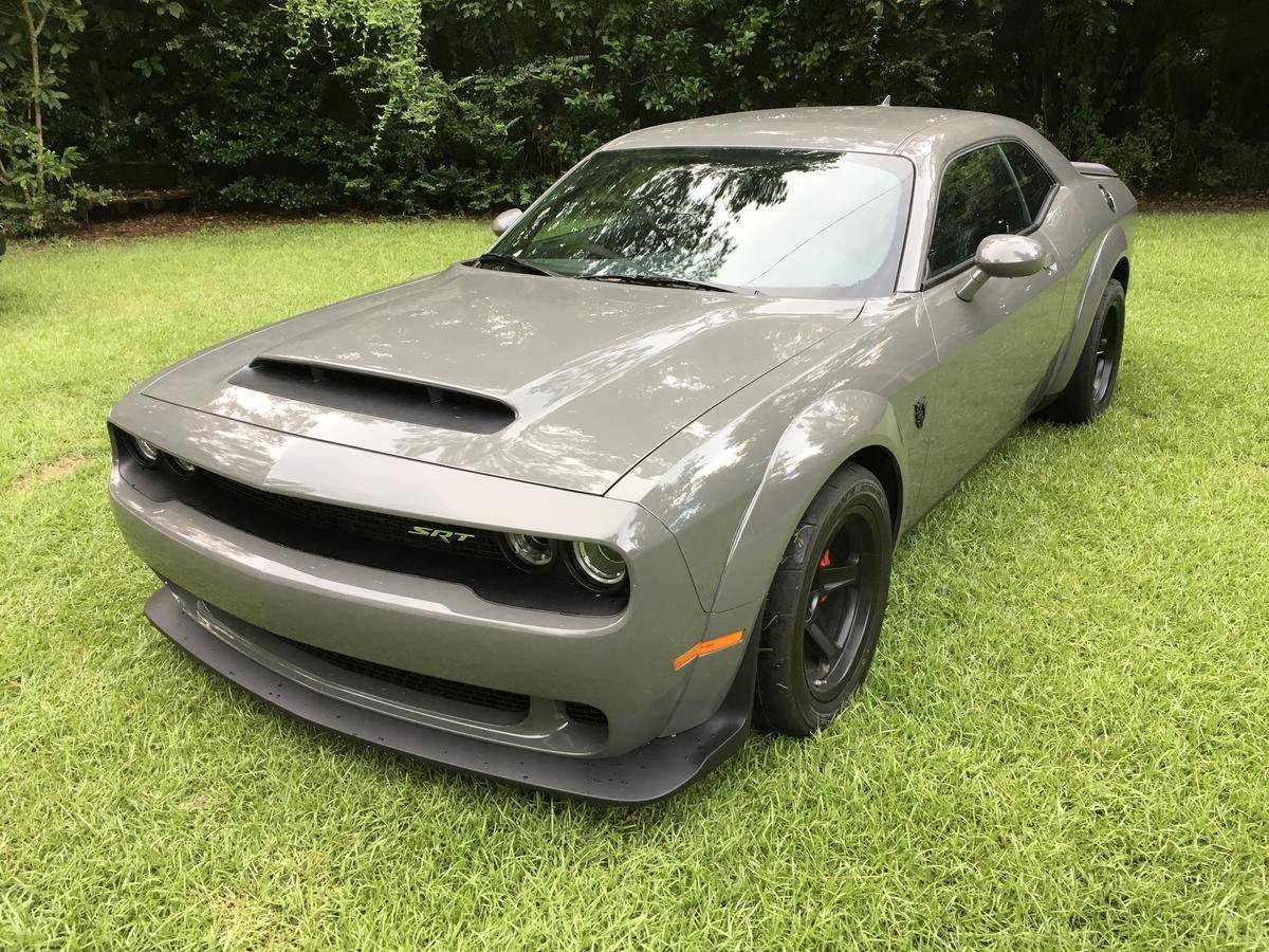 dodge demon for sale  2018 Dodge Demon for sale #2133158 - Hemmings Motor News - dodge demon for sale