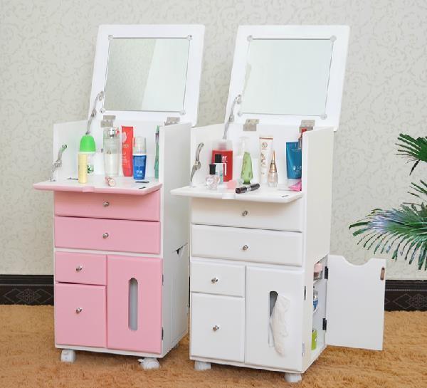countertop makeup cabinet  Cabinet & Shelving : Cosmetic Organizer Countertop ..