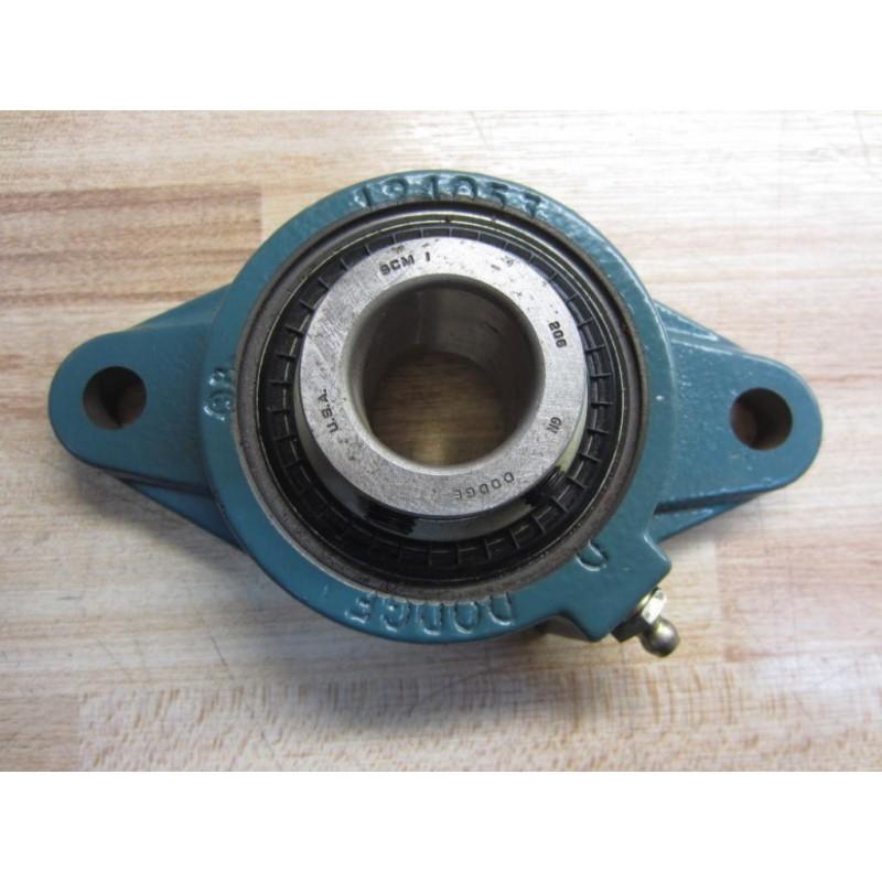 dodge bearings  Dodge 124053 Flange Bearing - New No Box - Mara Industrial - dodge bearings