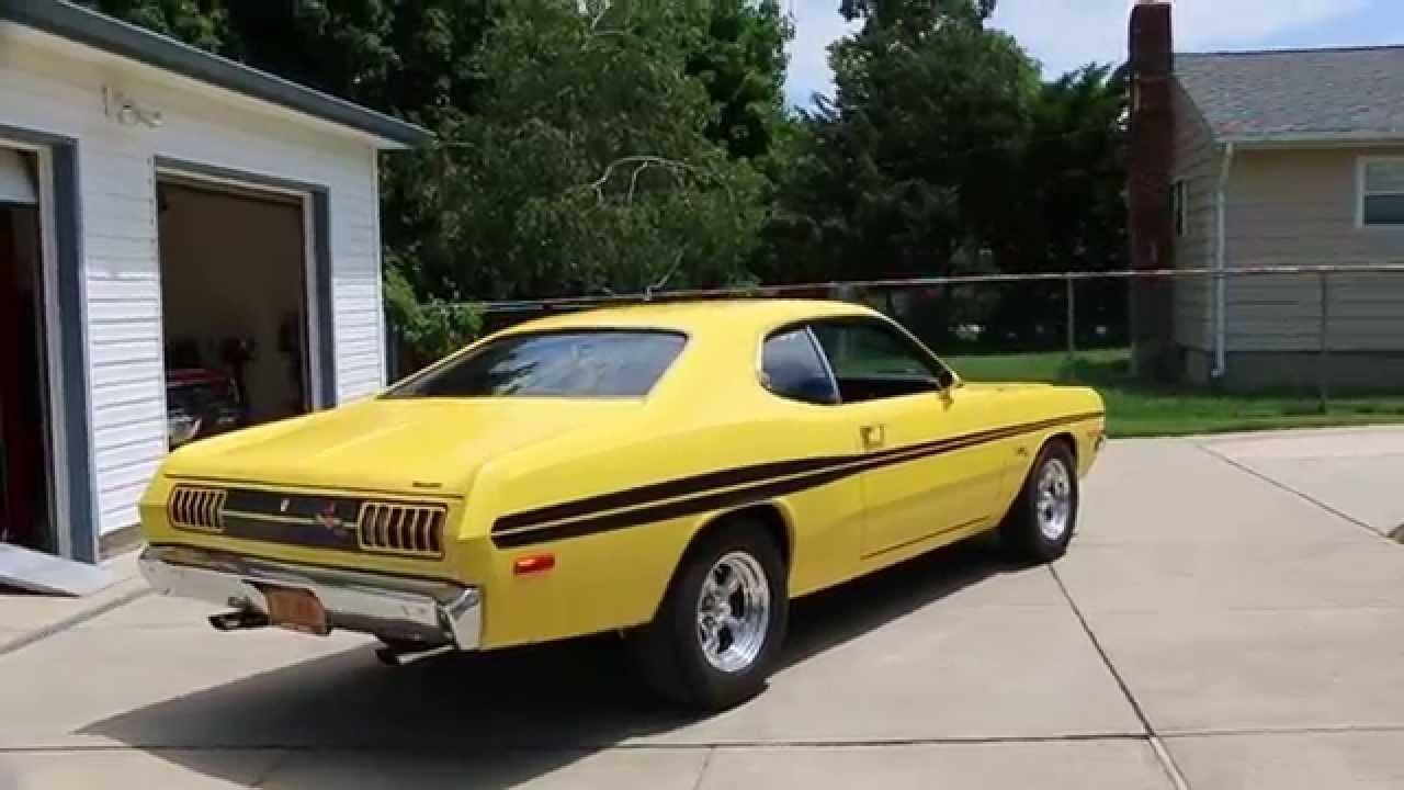 dodge demon for sale  ~~SOLD~~1972 Dodge Dart Demon For Sale~421 Motor~4 Speed ..