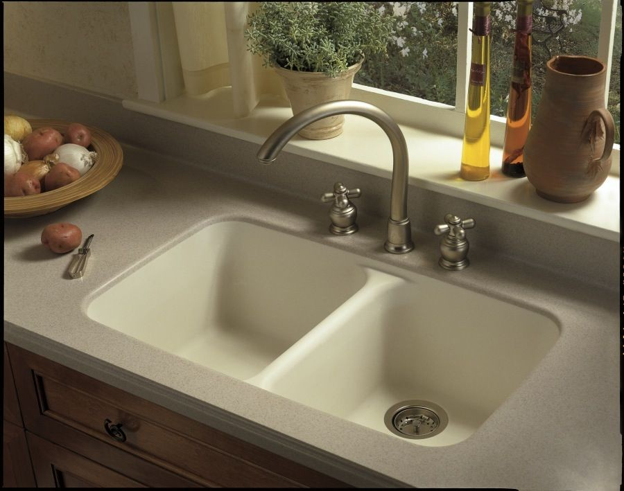 corian countertop with built in sink  the integrated Corian sink we are getting with our Corian ..
