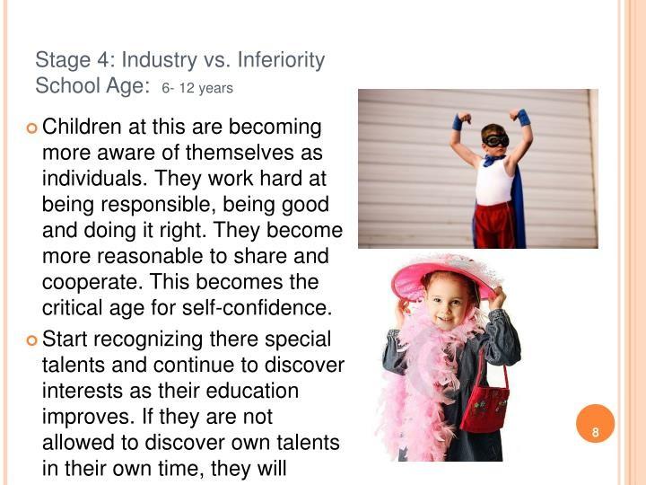 industry vs inferiority example  PPT - ERIK H