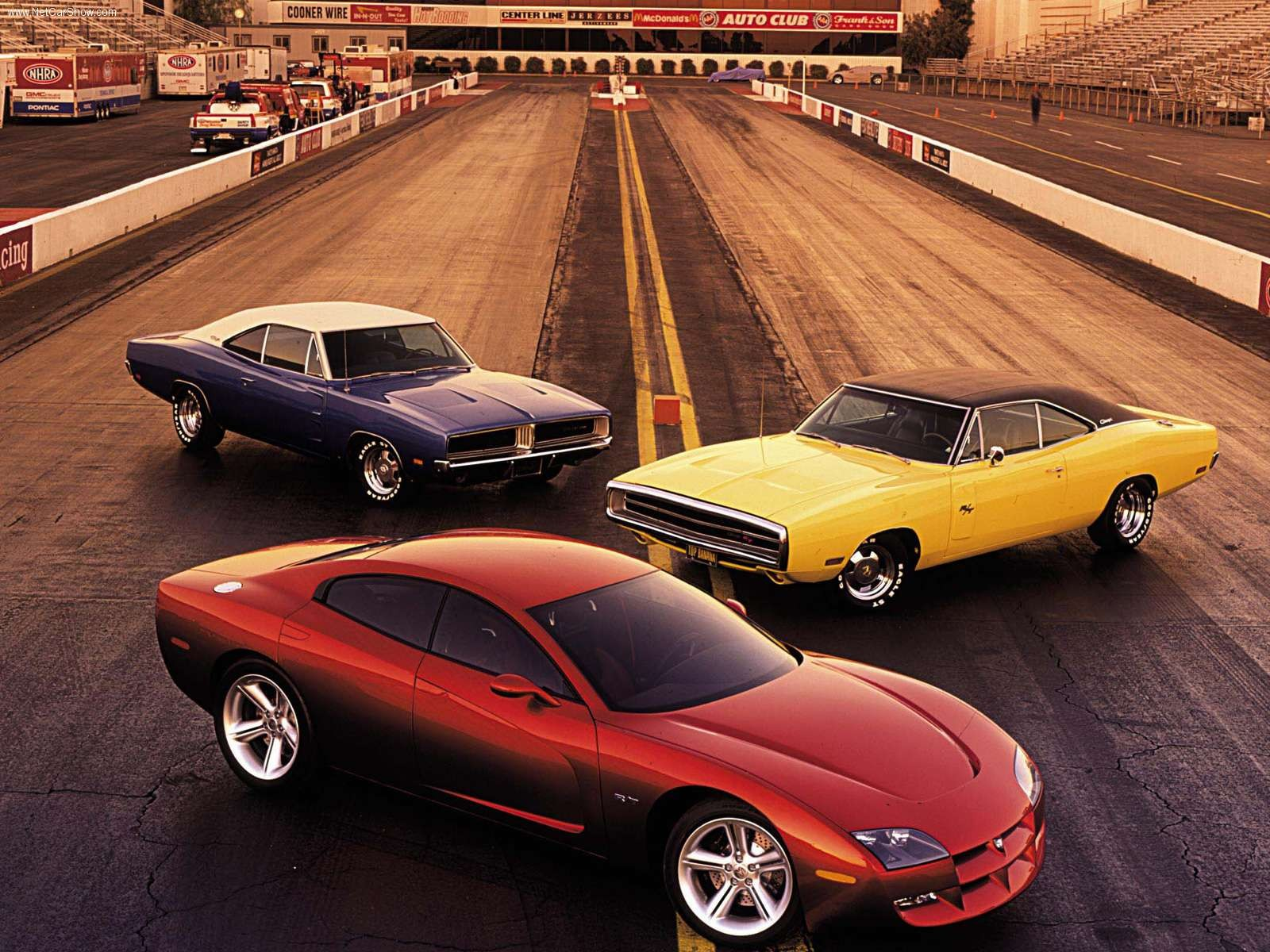 dodge charger nicknames  1999 Dodge Charger R/T Concept   AmcarGuide.com - American ..