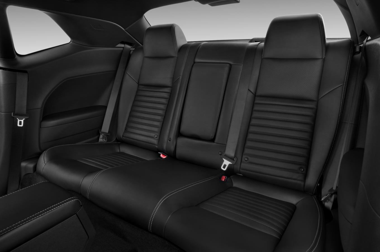 dodge challenger back seat  2014 Dodge Challenger Reviews and Rating | Motor Trend - dodge challenger back seat