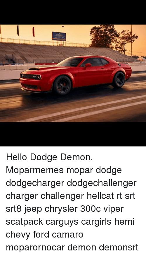 dodge demon quotes  25+ Best Memes About Dodge Demon | Dodge Demon Memes - dodge demon quotes