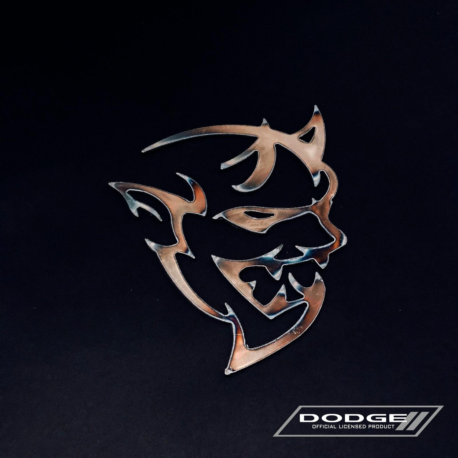 dodge demon symbol  Dodge Demon 2017 Symbol - Speedcult Officially Licensed - dodge demon symbol