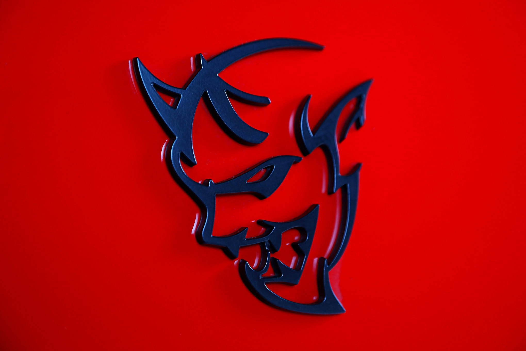 dodge demon symbol  Five Cars that are Slower than the Dodge Demon - Hot Rod ..