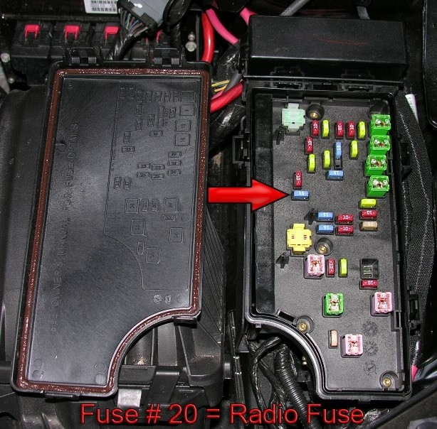 dodge avenger 2008 alternator fuse  Dodge Caliber Alternator Wiring Diagram - dodge avenger 2008 alternator fuse