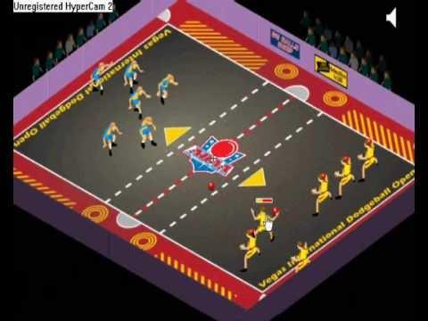 dodgeball online Online Browser Game: Dodgeball 1 - YouTube - dodgeball online
