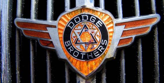 dodge brothers emblem star of david Why the Original Dodge Logo Was a Jewish Star - Jewish Telegraphic  - dodge brothers emblem star of david