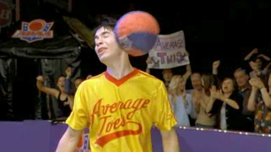 dodgeball movie hit in the face A Giant Supercut of People Being Nailed by Dodgeballs - dodgeball movie hit in the face